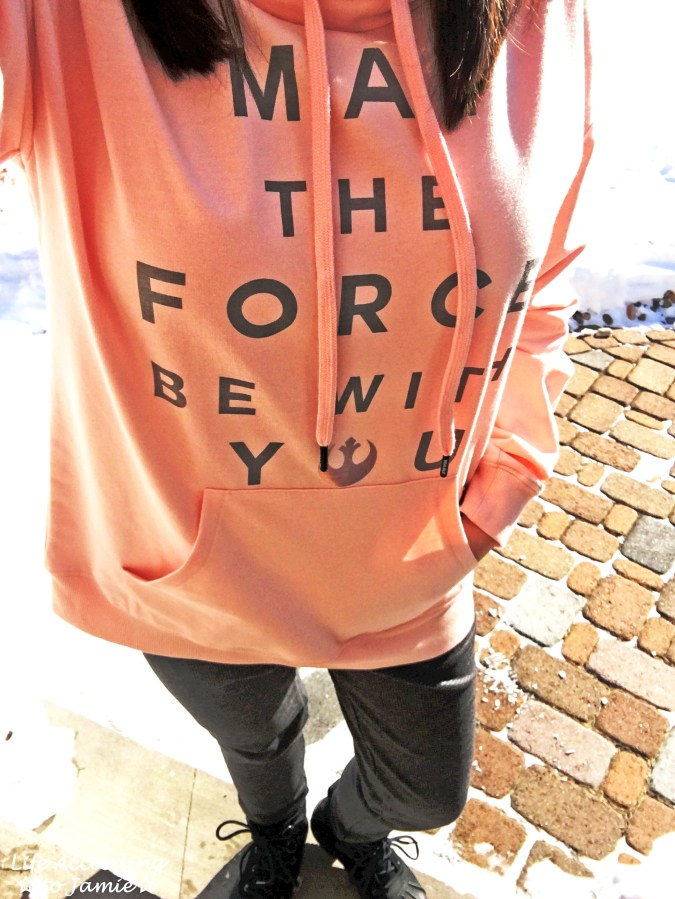 May the Force Be With You - Sweatshirt 5