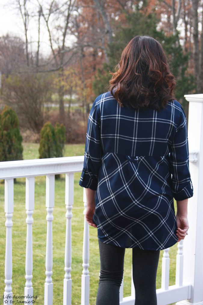 Pearl Embellished Plaid 3