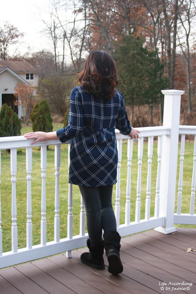 Pearl Embellished Plaid 5