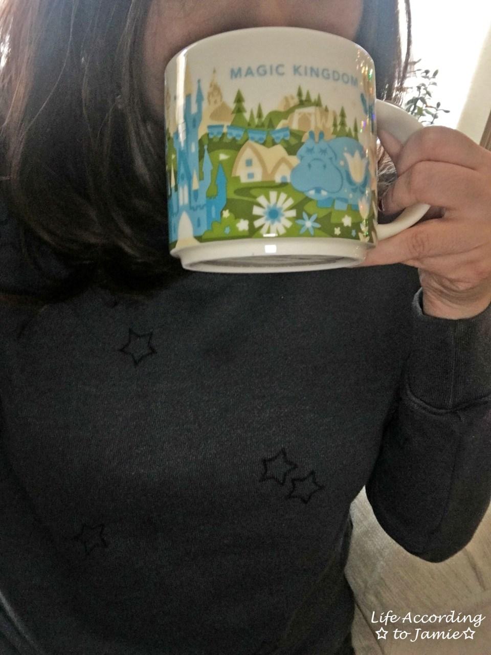 Starbucks - Magic Kingdom Mug