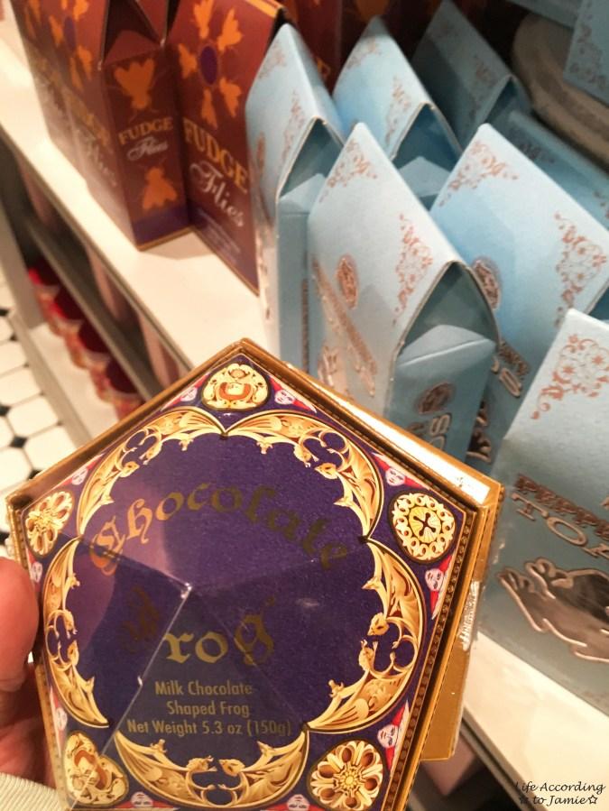 Universal Studios Orlando - Wizarding World of Harry Potter - Chocolate Frog