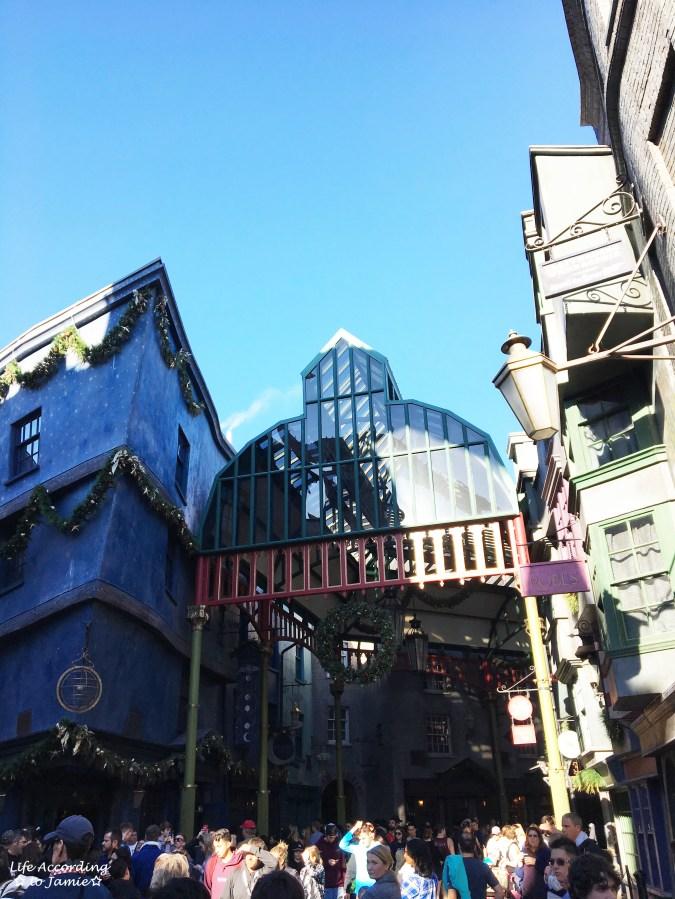 Universal Studios Orlando - Wizarding World of Harry Potter - Diagon Alley 10
