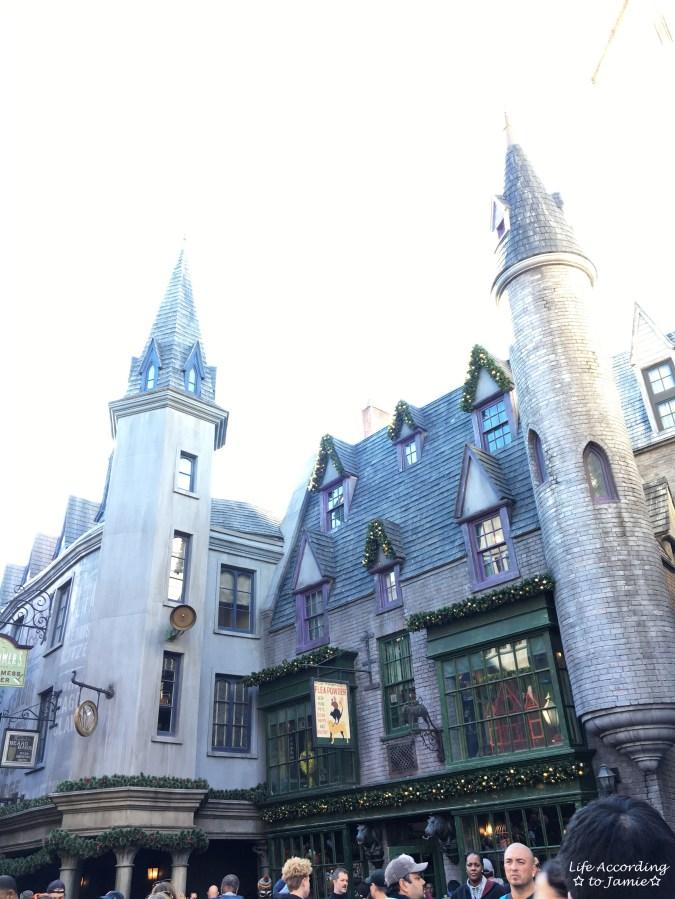 Universal Studios Orlando - Wizarding World of Harry Potter - Diagon Alley 12