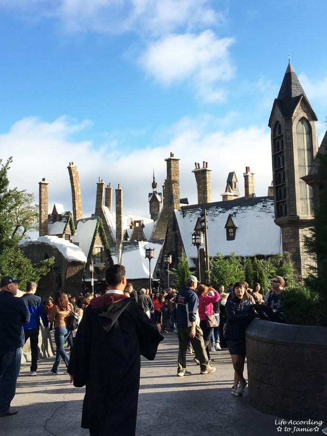 Universal Studios Orlando - Wizarding World of Harry Potter - Hogsmeade 6
