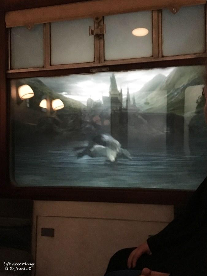 Universal Studios Orlando - Wizarding World of Harry Potter - Hogwarts Express