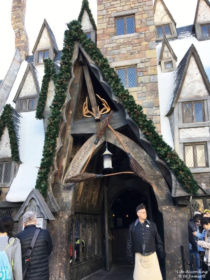 Universal Studios Orlando - Wizarding World of Harry Potter - Three Broomsticks