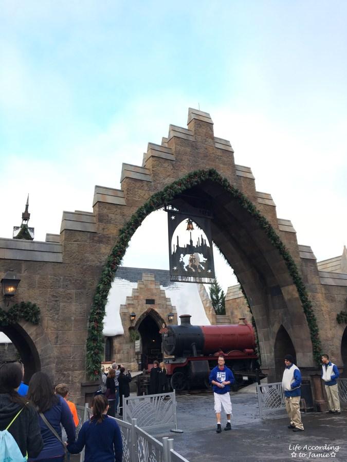 Universal Studios Orlando - Wizarding World of Harry Potter
