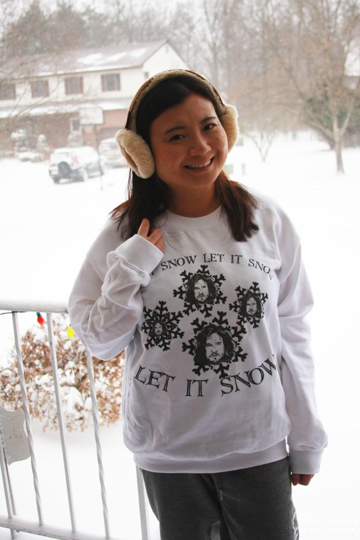 Jon Snow Sweatshirt 3