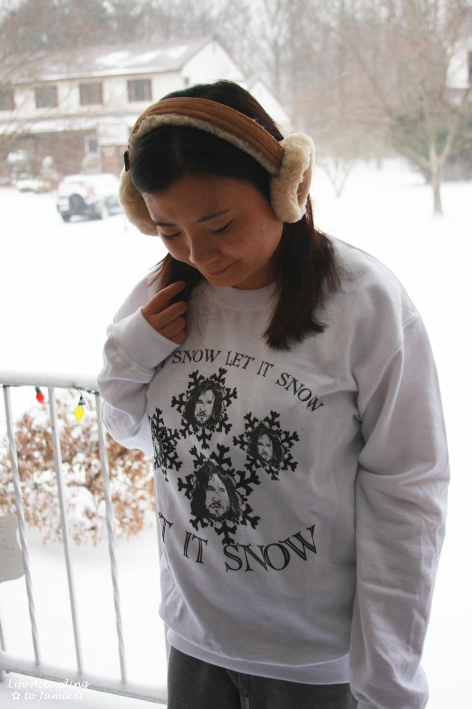 Jon Snow Sweatshirt 4