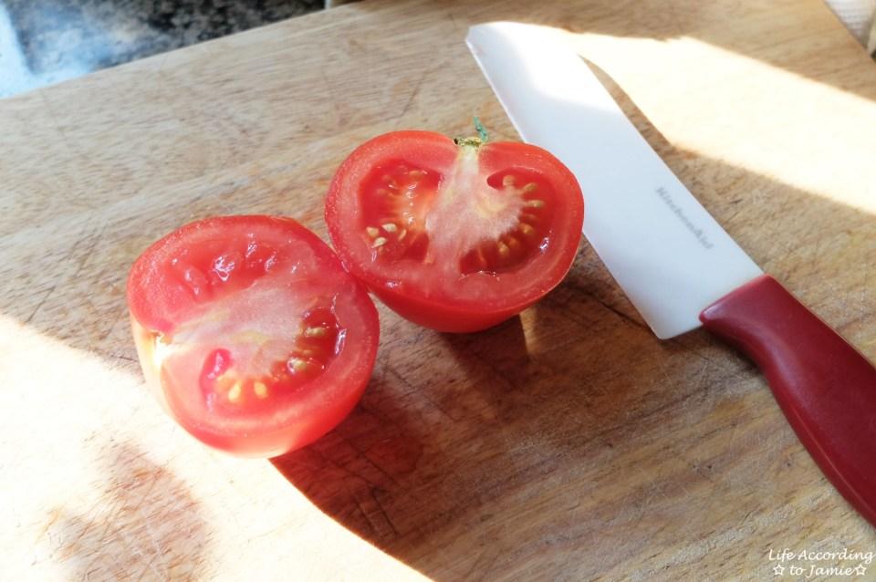 Mexican Pizza - Tomato