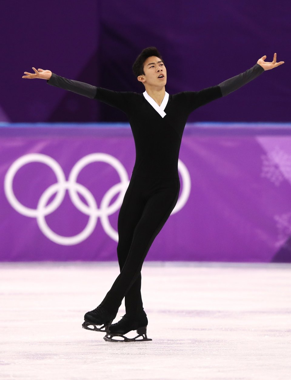 Nathan Chen - olympics