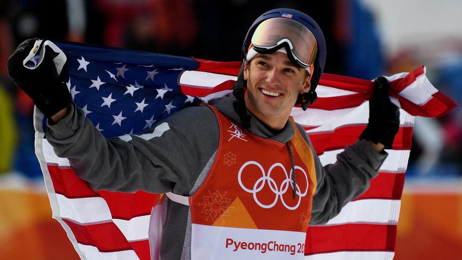nick goepper slope style silver medal