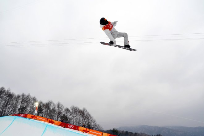 shaun white halfpipe final