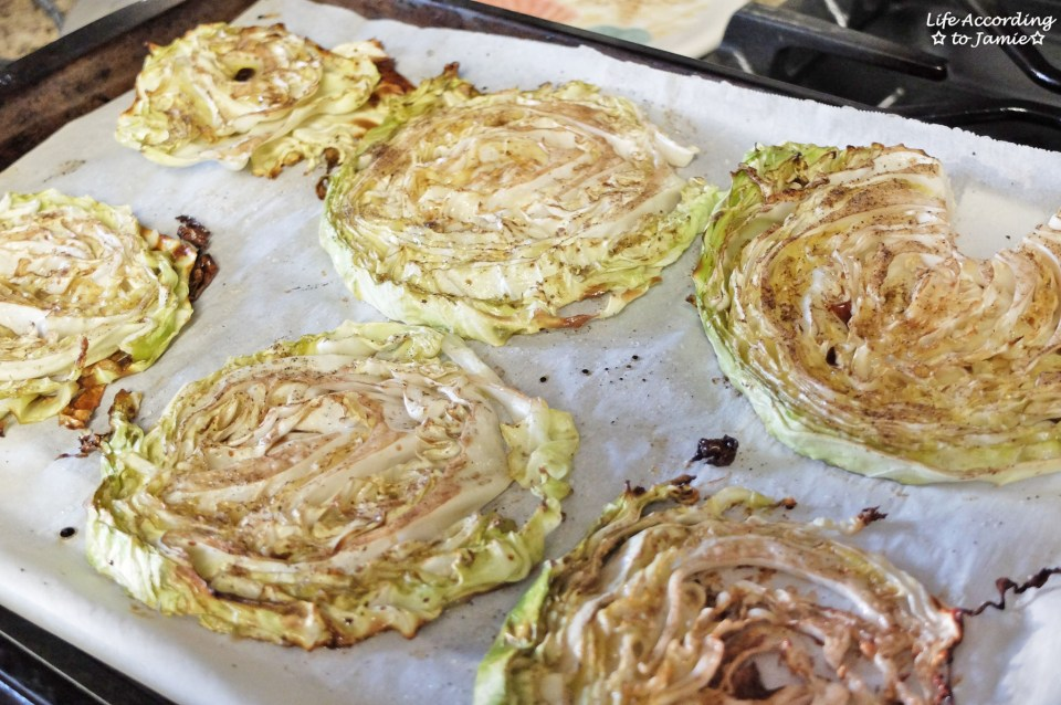 Cabbage Steaks 4