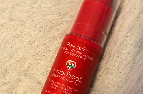 ColorProof Powder Fix