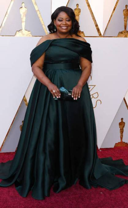 Octavia Spencer - Oscars 2018