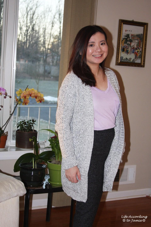 Plush Jersey Pencil Skirt 2