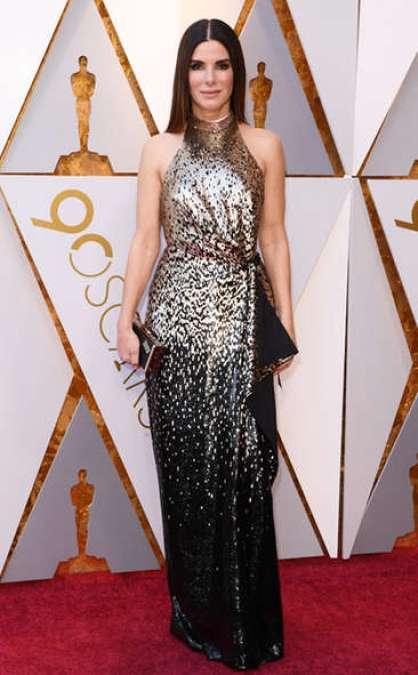 Sandra Bullock - Oscars 2018