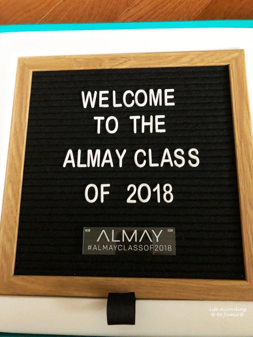 Almay Class of 2018 2