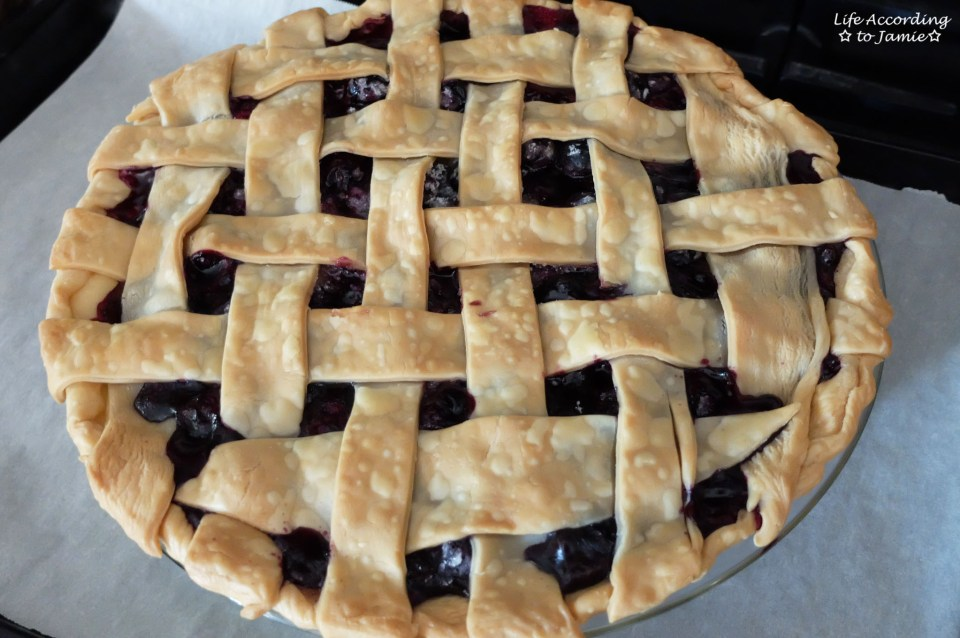 Blueberry Pie 4