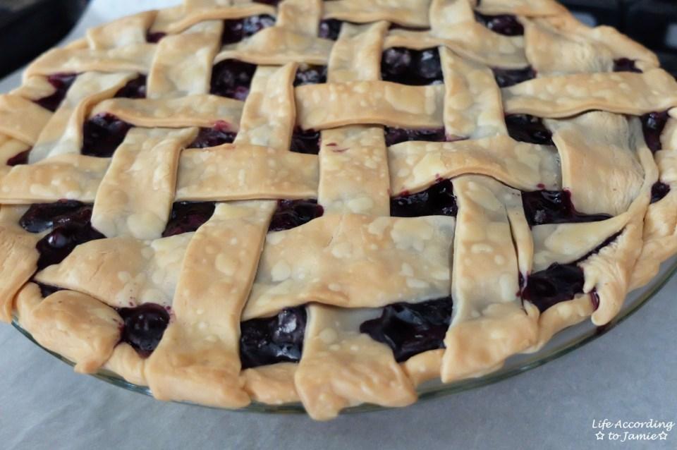 Blueberry Pie 5