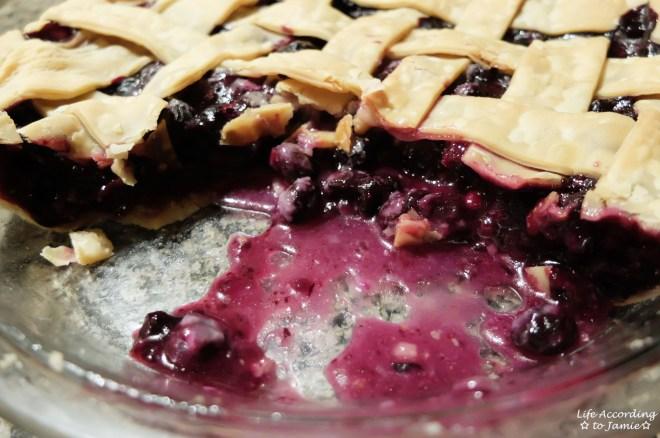 Blueberry Pie 6