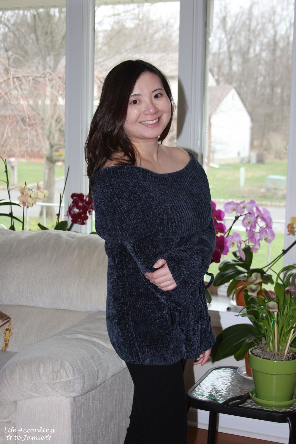 Chenille Off the Shoulder 3