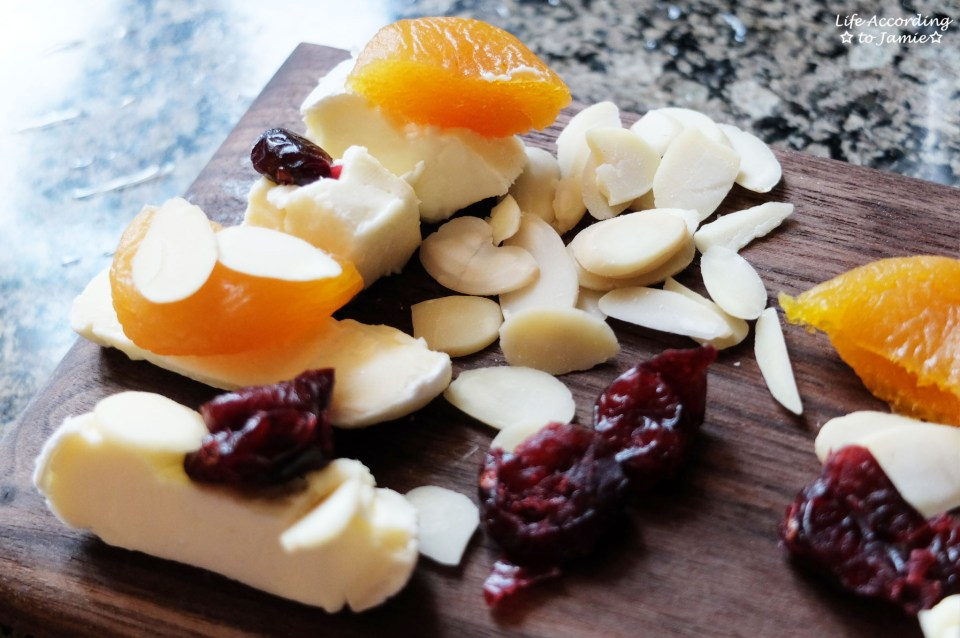 Dried Fruit & Cheese Board 2