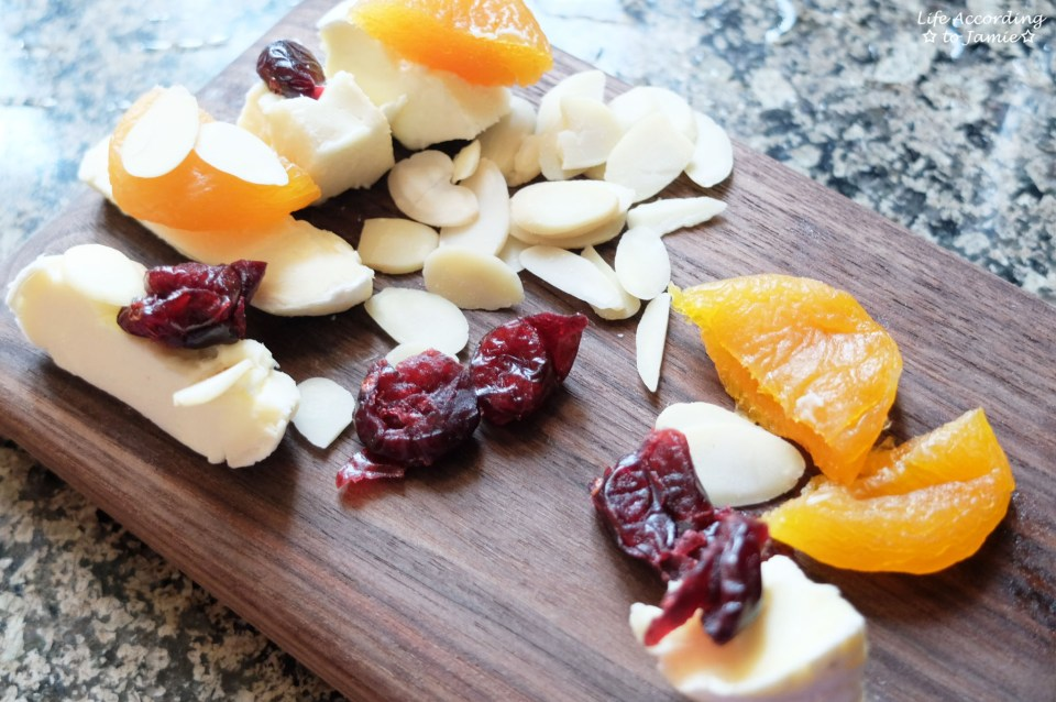 Dried Fruit & Cheese Board 3