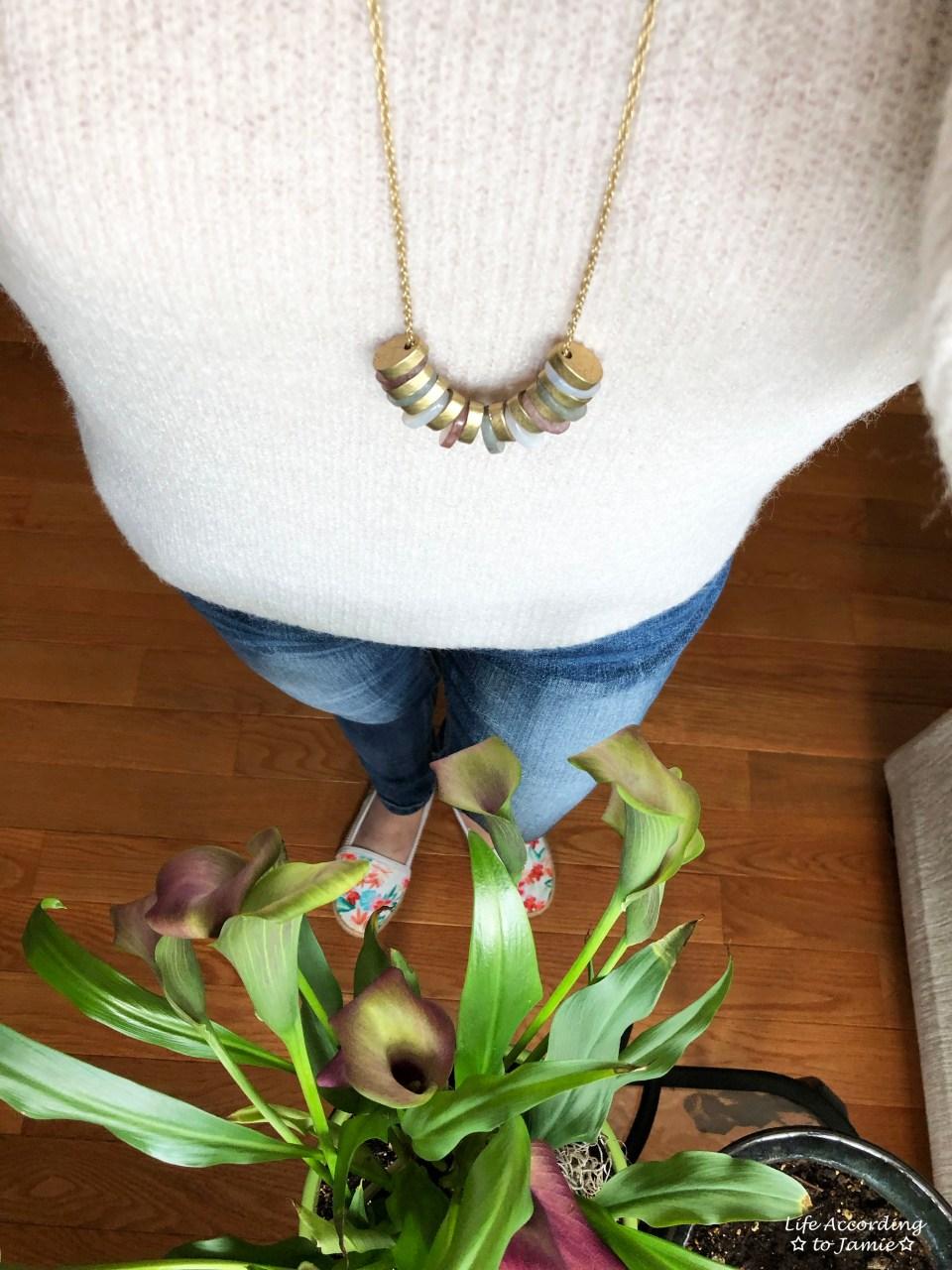 Stone Necklace