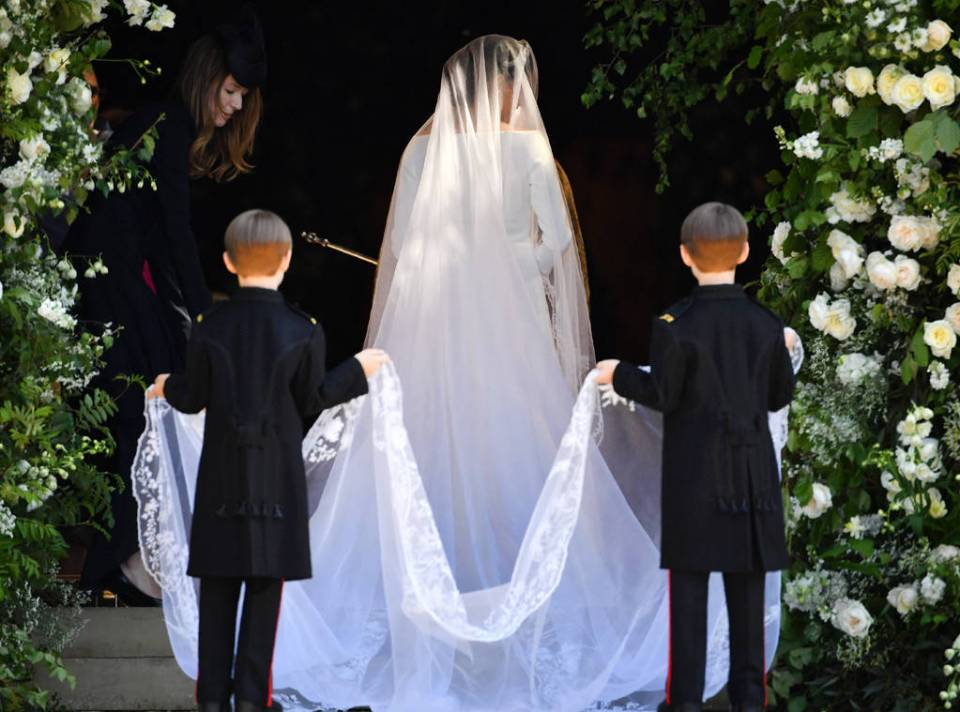 Meghan Markle - Wedding Gown
