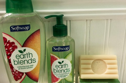 Softsoap - Earth Blends