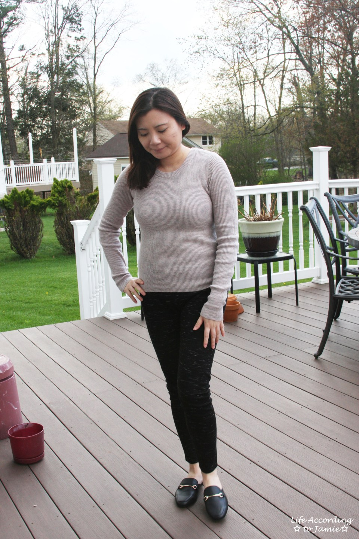 Tulip Back Sweater 1