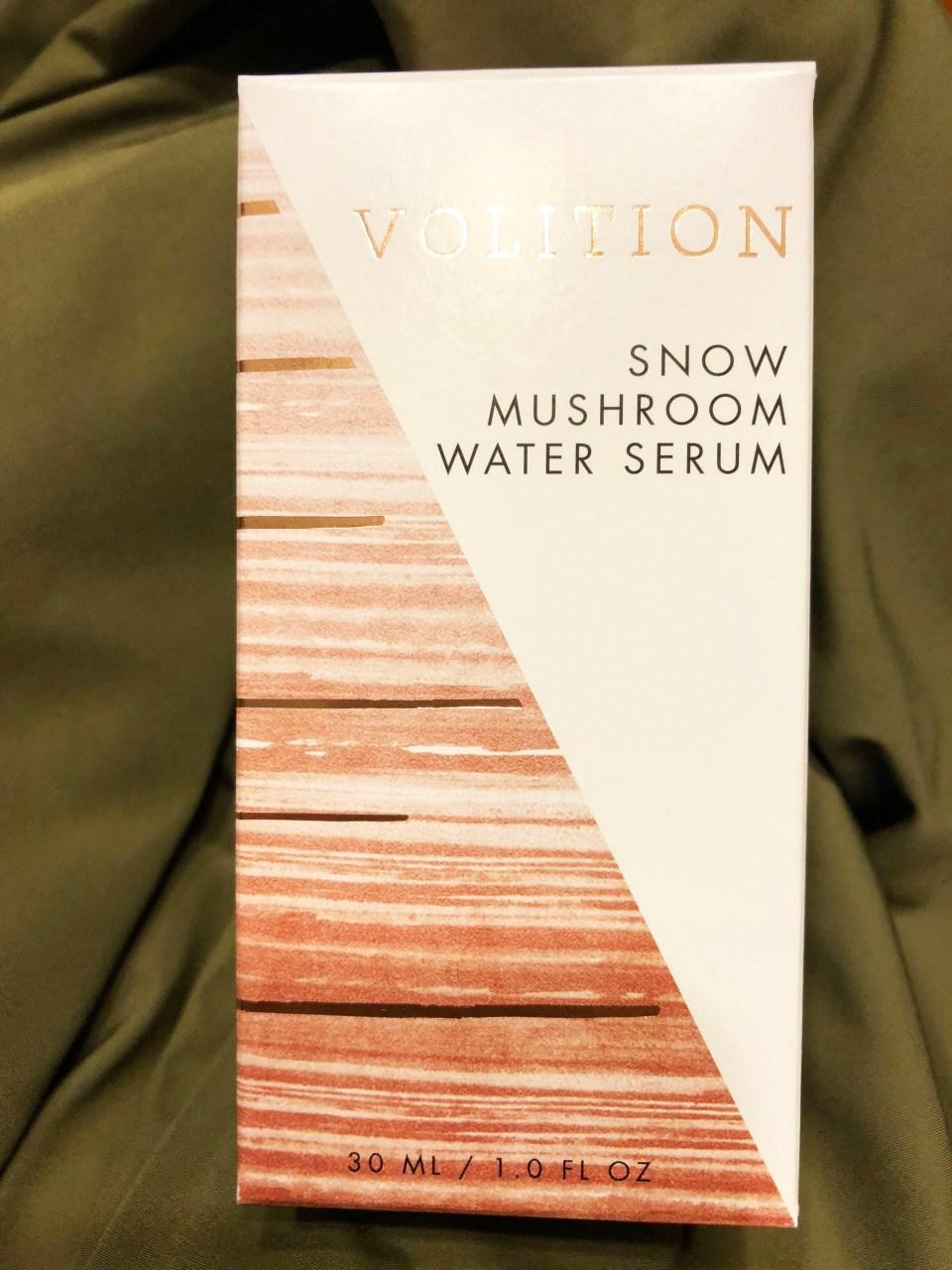 Snow Mushroom Water Serum 1