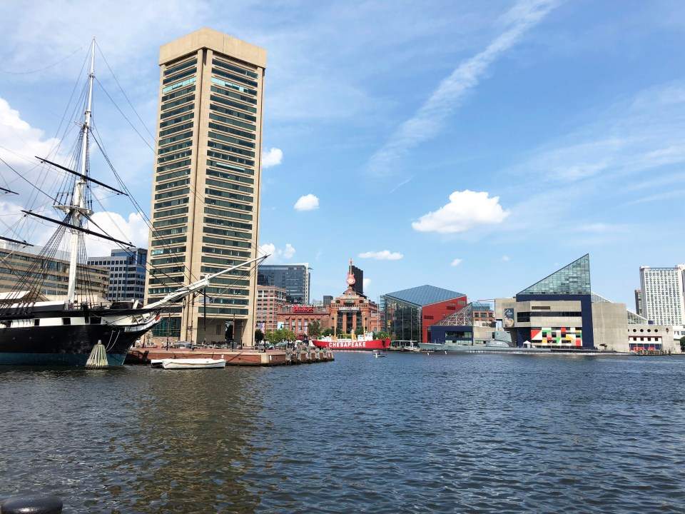 Baltimore - Inner Harbor 1