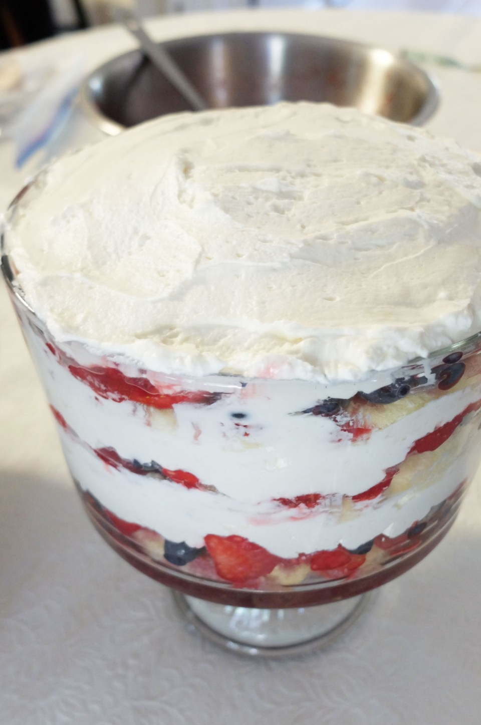 Berry Trifle 6