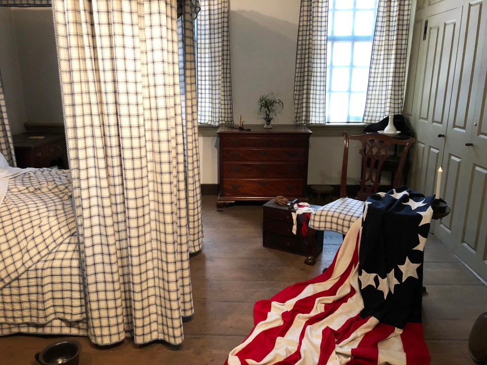 Betsy Ross House 1
