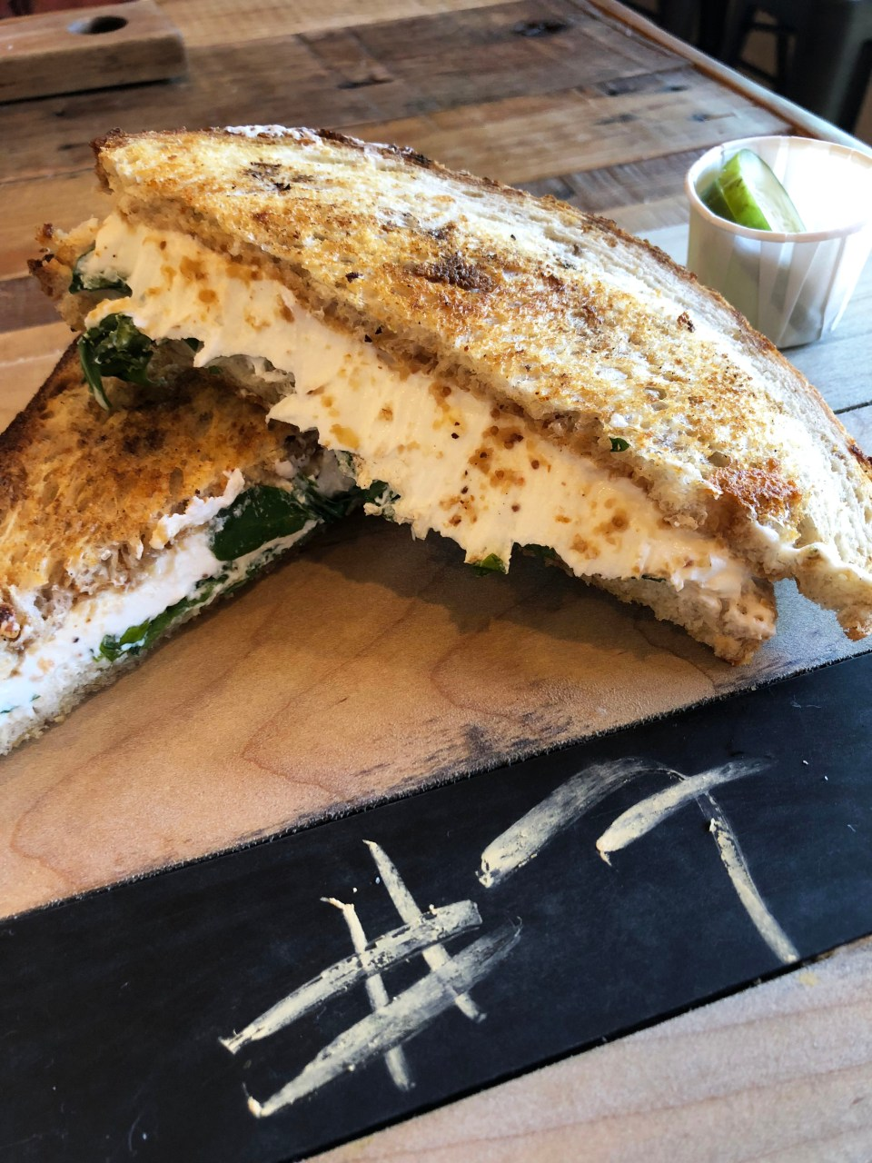 Fromage Grille - Chevre 1