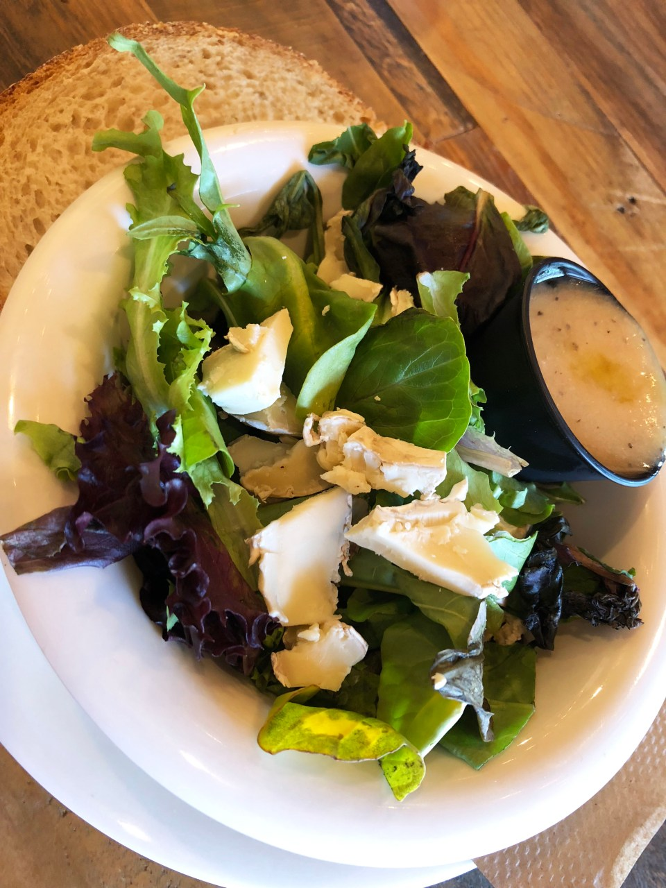 Fromage Grille - Salade Francaise