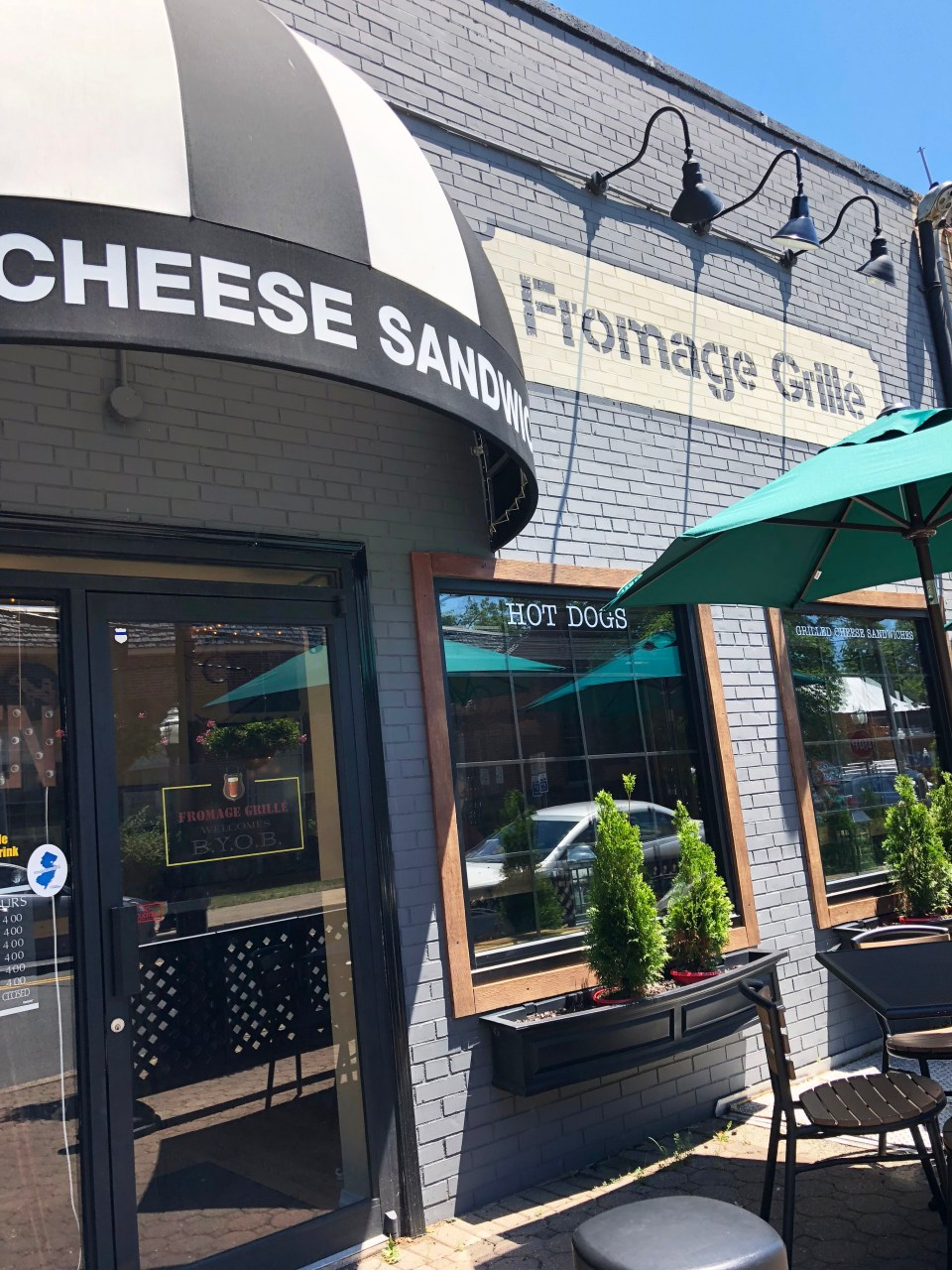 Fromage Grille