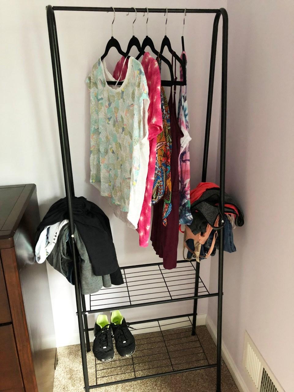 Garment Rack 1