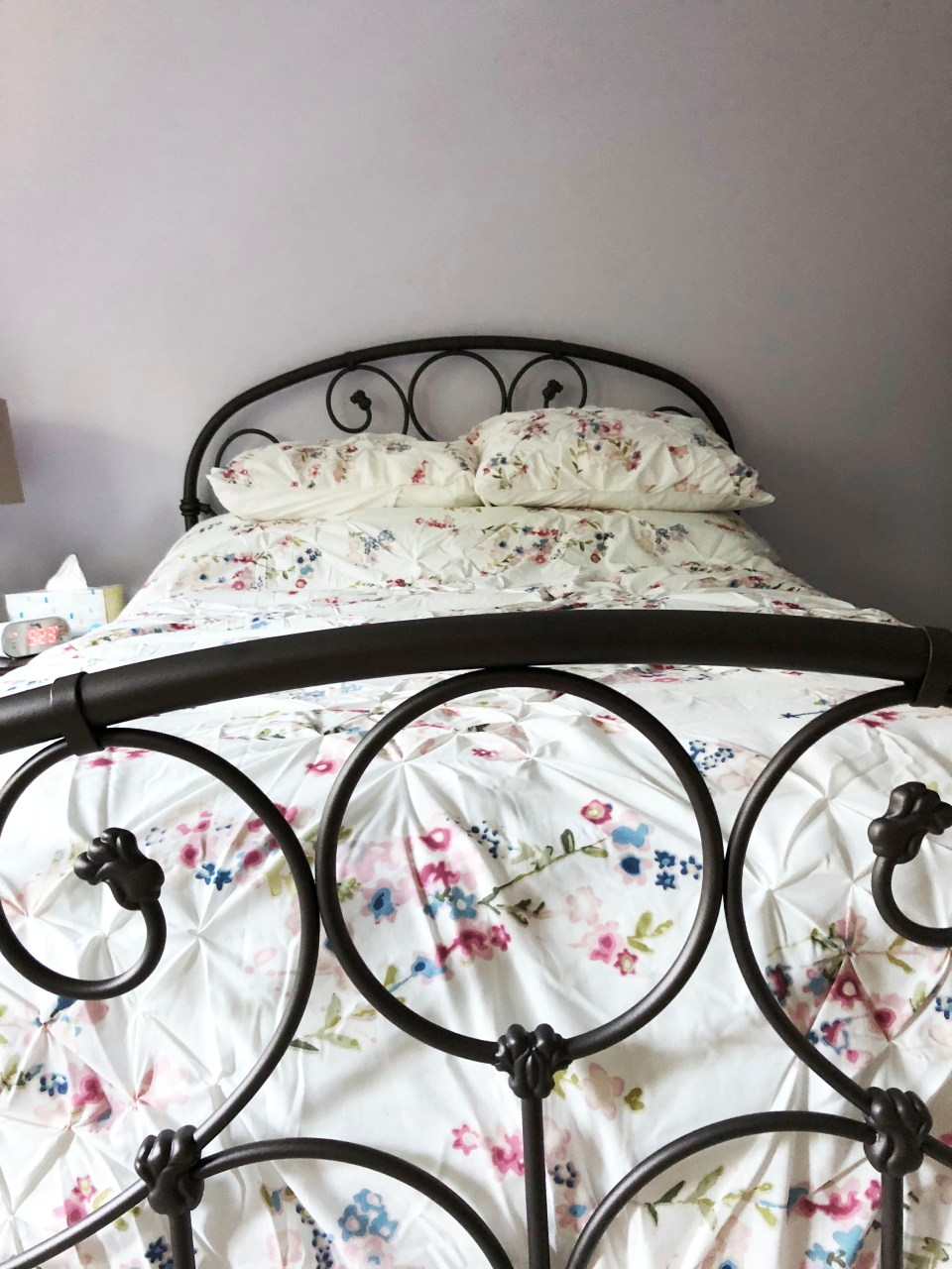 Grafton Bed + Origama Comforter