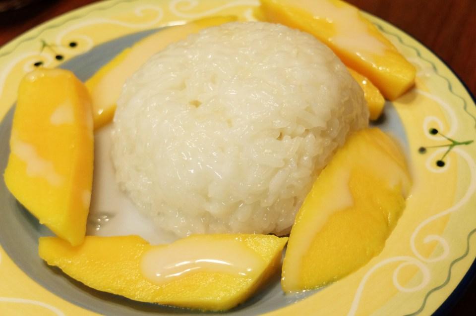 Mango Sticky Rice 3