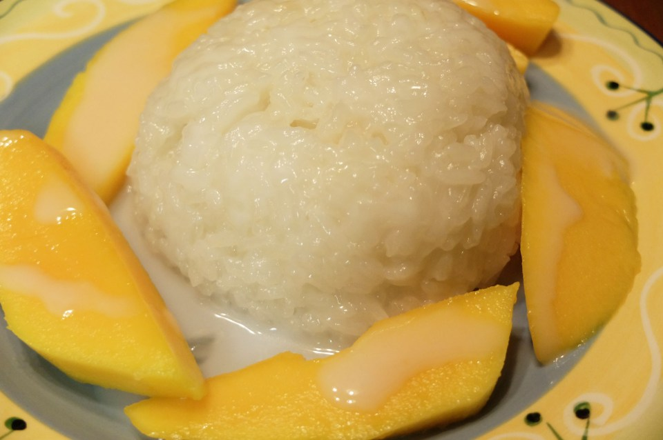 Mango Sticky Rice 4