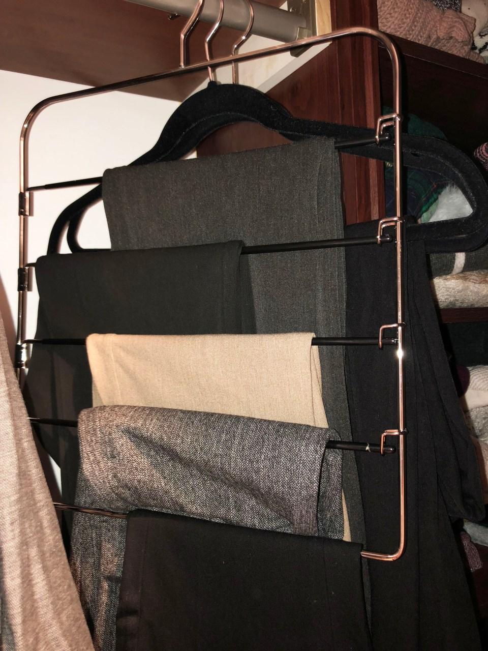 Pant Hanger