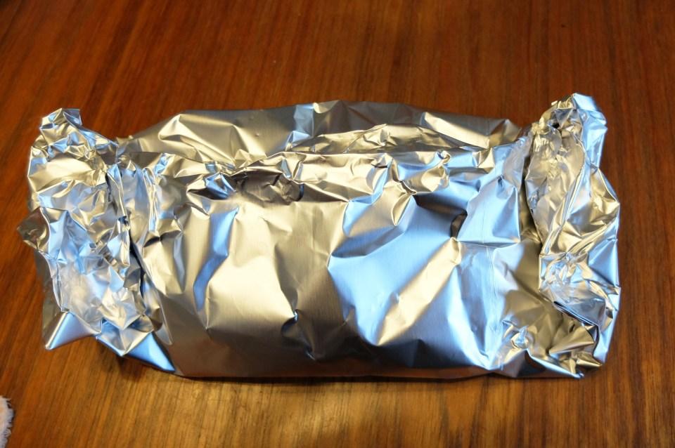 Shrimp Foil Packet 2