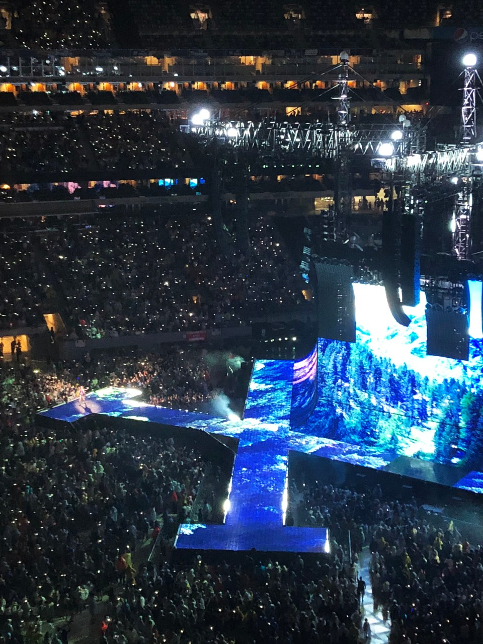 Taylor Swift Reputation Tour - East Rutherford 9