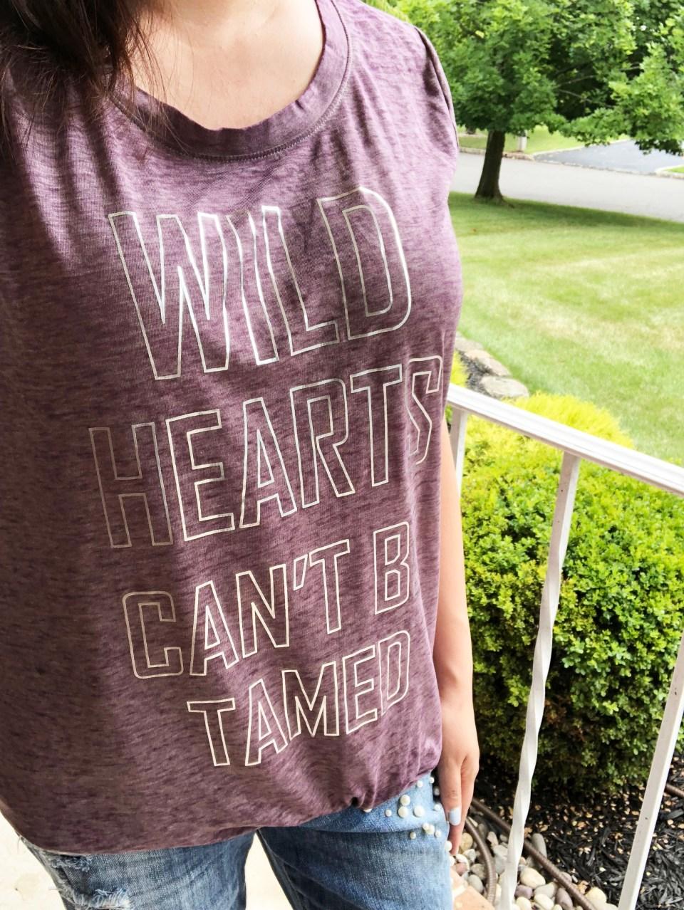 Wild Hearts tee 9