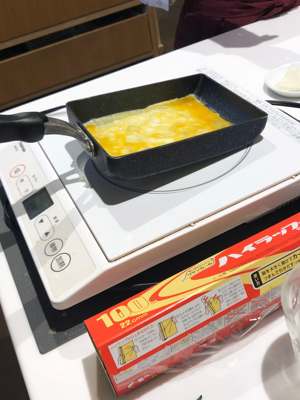 ABC Cooking Studio - egg omelet