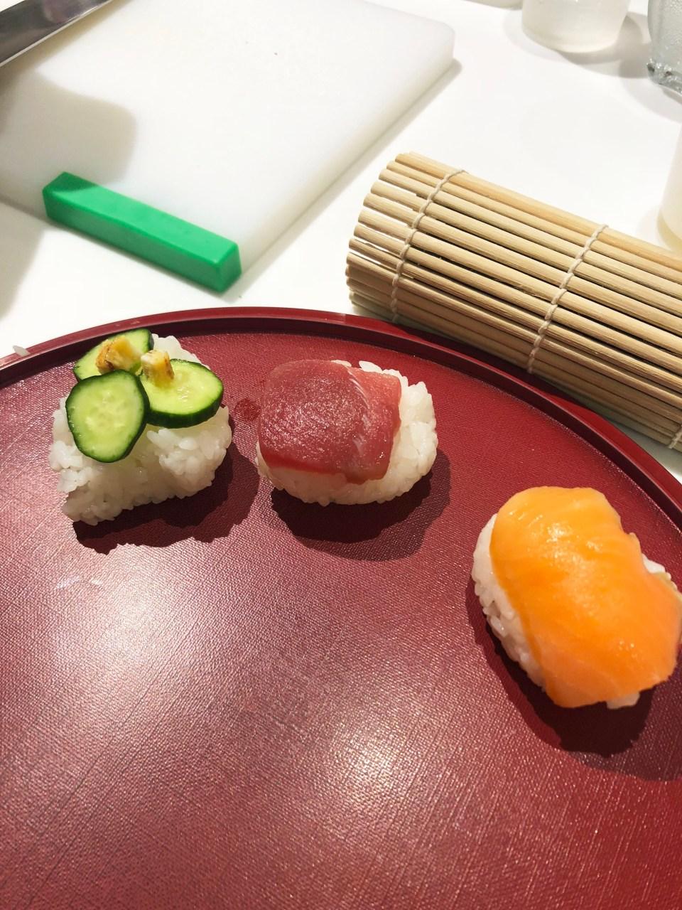 ABC Cooking Studio - sushi